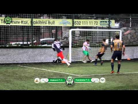 Atakent F.C. - Karabela F.C.