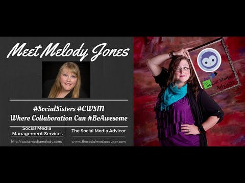 How to Use Storytelling in Social Media Blab by Melody Jones @SocMediaMelody and @TheSocialPro