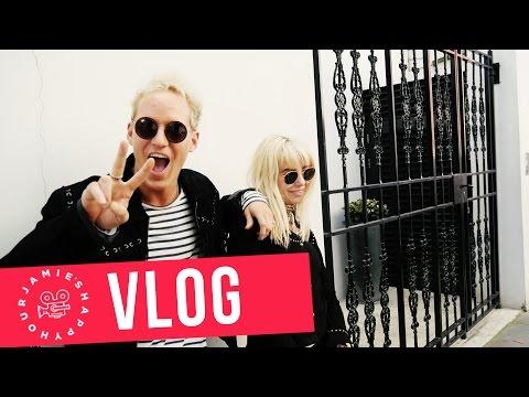 Jess and Jamie Do London - part 1 | Jamie's Happy Hour