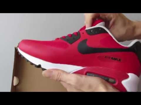 Nike Air Max 90 Hyperfuse American Flag Tag Red White Black