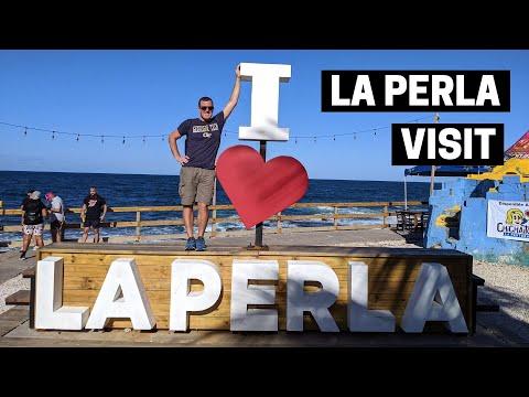 Masculinidad Ese en cualquier sitio  LA PERLA WALKING TOUR   Is La Perla Puerto Rico dangerous? - YouTube