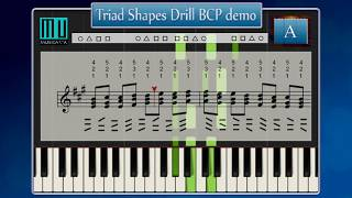 Triad Shapes Drill 13-08-19