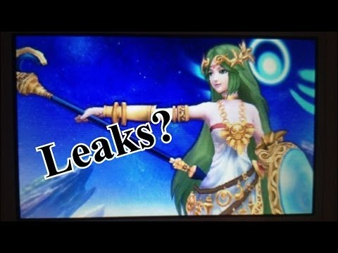 Smash Bros Analysis 37: Concerning Character Leaks - Smash Bros Wii U/3DS