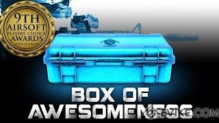 Evike Box of Awesomeness Unboxing