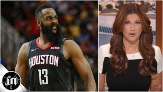 James Harden is not for everyone, and that's OK - Rachel Nichols | The Jump