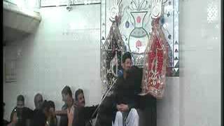 Allama Zamer Akhtar Naqvi  2nd moharam5  Imam Bargah Chaharda Masoomeen Ancholi, Karachi, Pakistan