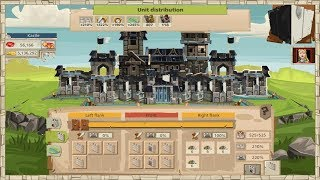 Goodgame Empire Defense Tutorial: Troops, Tools, & Buildings