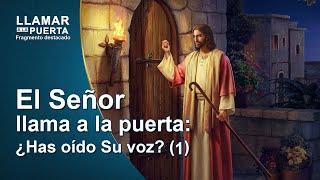 "Película evangélica ""Llamar a la puerta"" Escena 4 - El Señor llama a la puerta. ¿Eres capaz de reconocer la voz del Señor? (1)"