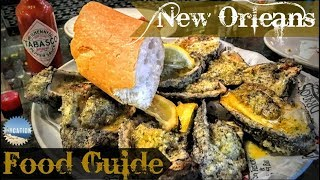 TOP FOODS TO EAT IN NEW ORLEANS LOUISIANA | FOOD GUIDE