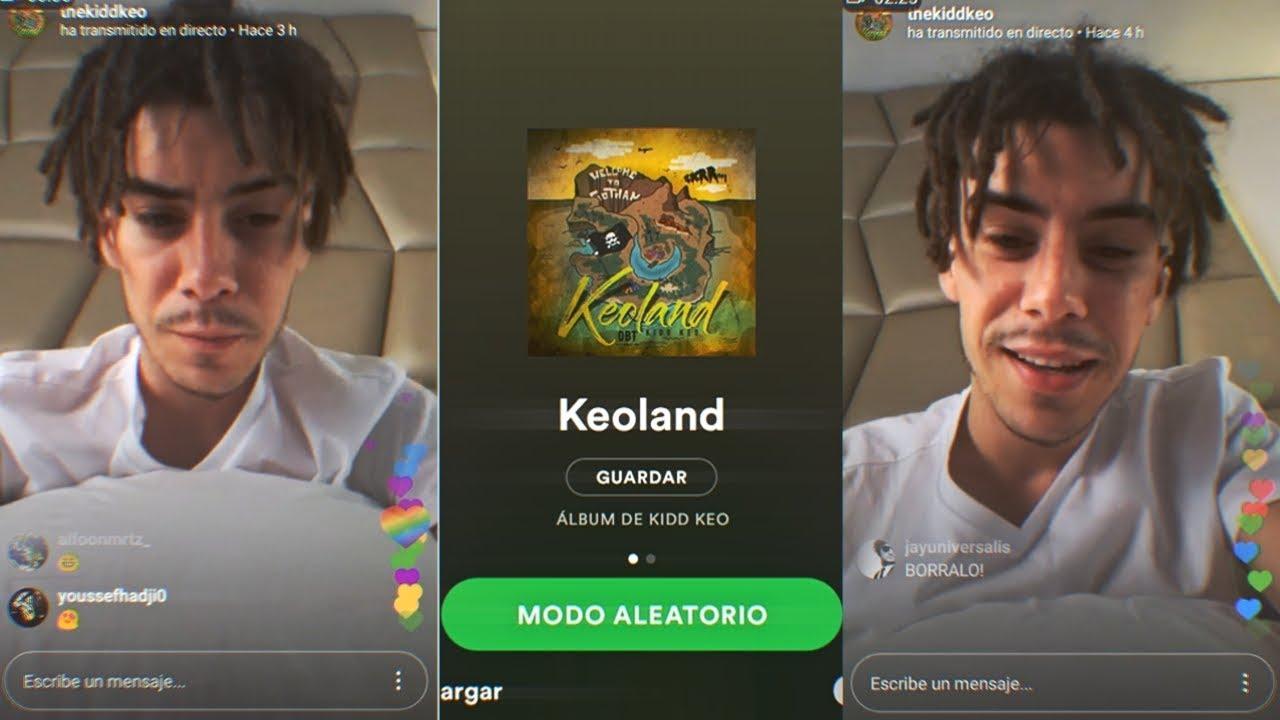 Kid Keo Explica El Significado De Las Canciones De Su Nuevo álbum