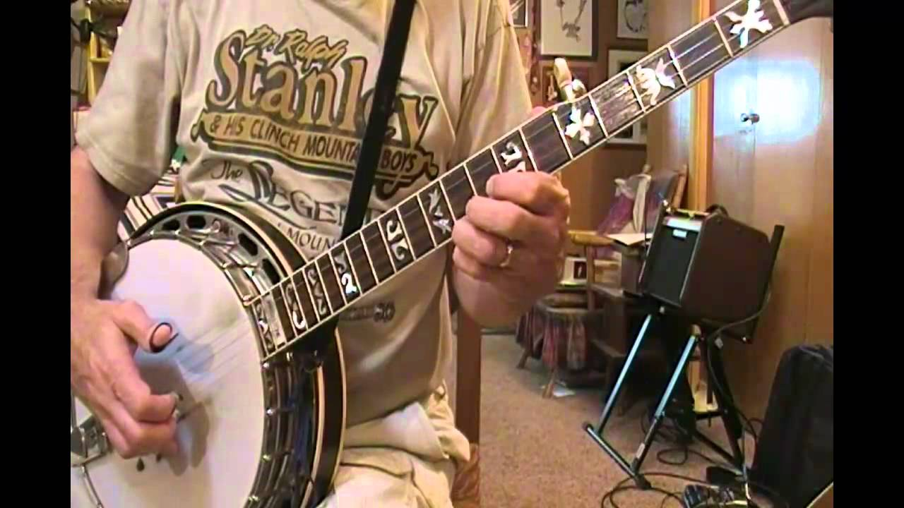 Foggy Mountain Roll Exercise For Banjo YouTube