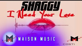 Shaggy Mohombi Faydee Costi -Habibi (I need Your love)  [ C&V REMIX ] (By Maison Music)
