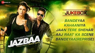 Jazbaa - Full Album - Audio Jukebox | Irrfan Khan & Aishwarya Rai Bachchan