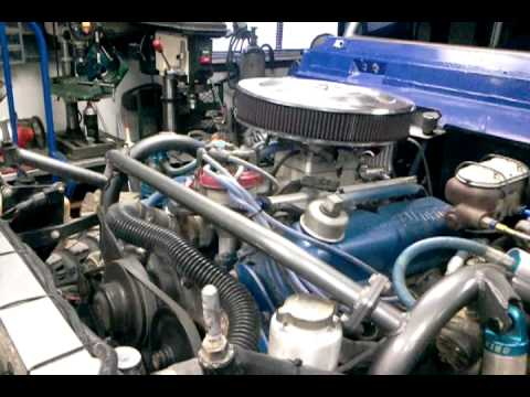 Fuel injected 302 demo YouTube