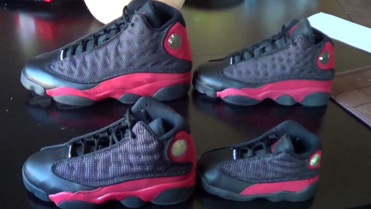 wholesale dealer 34c8d b442e real air jordan 13 toddler c7973 638a5