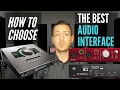 How To Choose The Best Audio Interface For Your Home Studio - RecordingRevolution.com