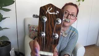 Kai KCI-700 concert ukulele