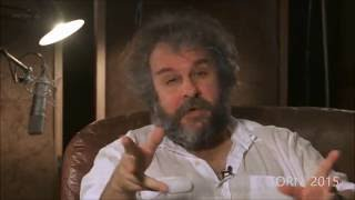 How Peter Jackson May Not Yet Be Finished With Middle-earth Video