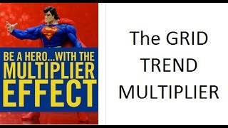 The Forex Grid Trend Multiplier Effect explained. See 8000 pips made in 8 weeks