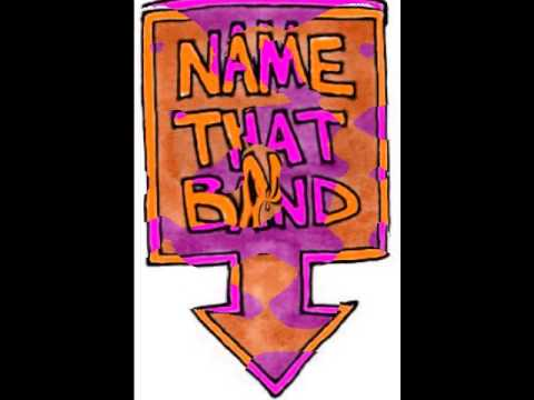 Name that Band quiz