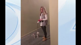 Woman fired after blocking man from entering his luxury apartment building