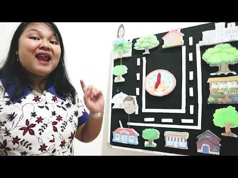 Video Pembelajaran Menggunakan Papan Jawara oleh Ibu Hayuritus