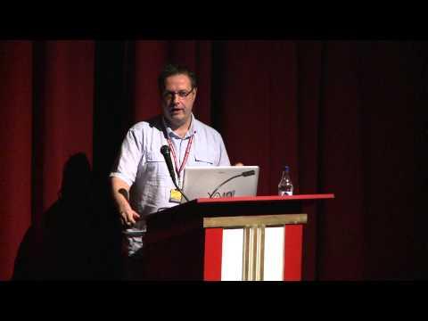 Digital Distribution: Stewart Gilray, Oddworld Inhabitants at BAF Game 2012