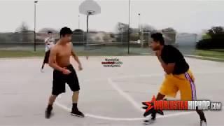 Asian vs black fight — 3