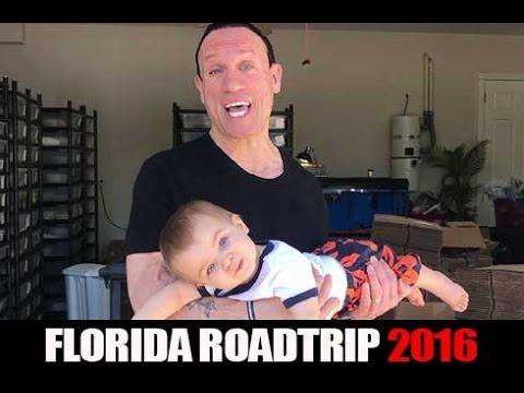 Dave Palumbo Moves to Florida: Roadtrip 2016