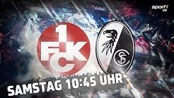 ReLIVE 🔴 | 1. FC Kaiserslautern - SC Freiburg | U19 Vereinspokal | Finale | SPORT1