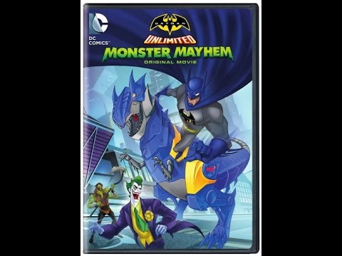 Batman Unlimited Monster Mayhem Trailer Review Rant
