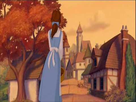 Disney -  La Bella e la Bestia - Bonjour