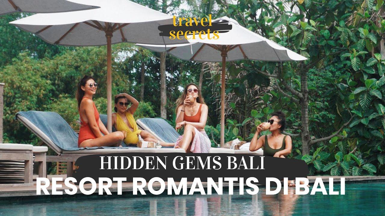 RESORT ROMANTIS DI TABANAN BALI | TRAVEL SECRETS BALI