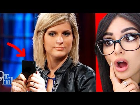 GIRL GETS REJECTED BY CELEBRITY CRUSH ON DR PHIL
