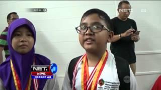Pelajar Raih Emas di Olimpiade Matematika - NET24