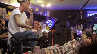 "Machine Gun Kelly- ""All We Have"" Live At Park Ave Cd"