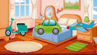 Educational video for children: means of transport | Learning for children: means of transport