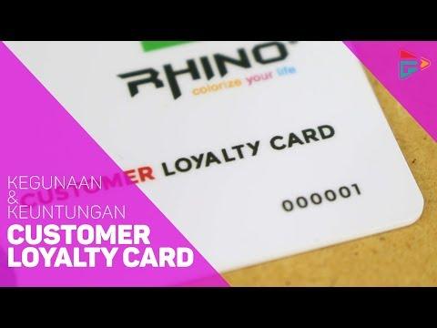 Kegunaan & Keuntungan Rhino Loyalty Card