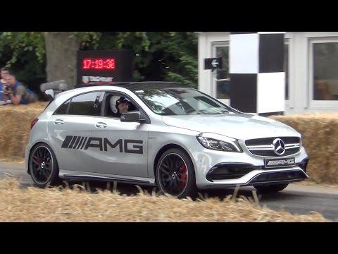 Creative 2016 MercedesAMG A45 Vs BMW M135i  Design Exterior Drive Amp Sound
