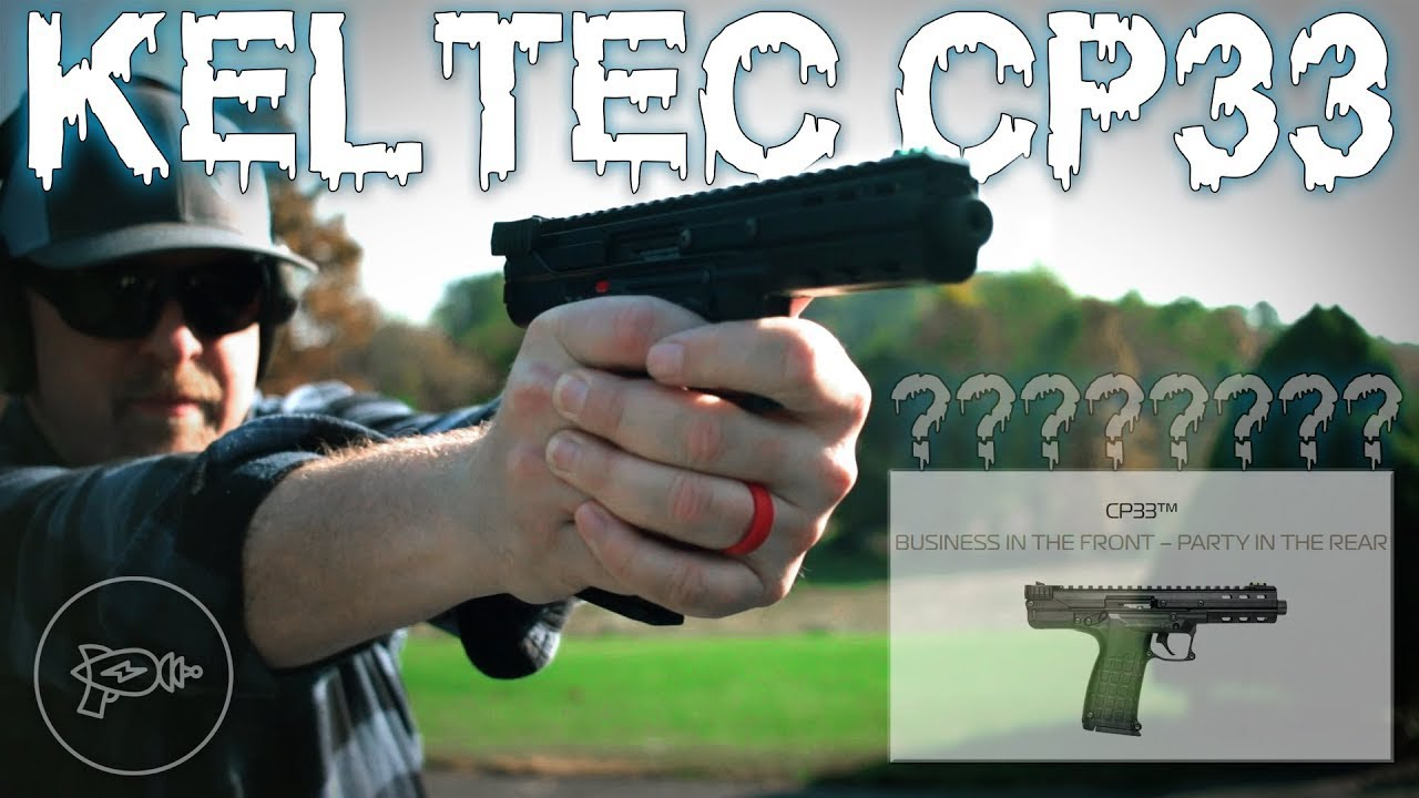 Is 'Budget Competition Pistol' a Thing? 🤔 KelTec CP33! [Review]