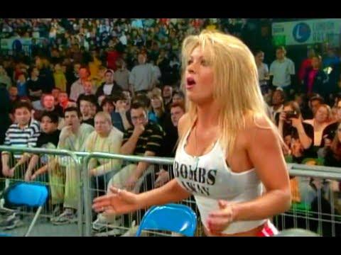 (720pHD): WCW Nitro 11/13/00 - Hugh Morrus (w/Major Gunns) vs. Lance Storm