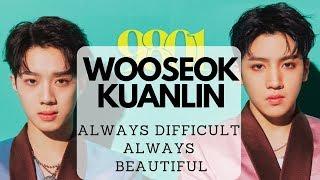Wooseok - always difficult beautiful (3d / concert echo + bass boosted) '9801'