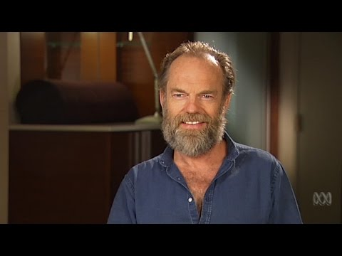 One Plus One interview with Hugo Weaving (22oct15)