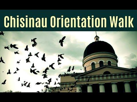Chisinau Travel Guide | Chisinau Orientation Walk