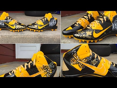 NFL Threatens Antonio Brown Over These Cleats