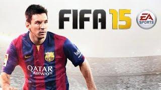 Présentation Menu FIFA15 PS4