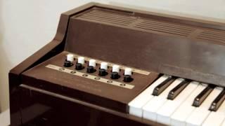 Magnus Chord Organ - Tommy's Tracks Vintage Keyboards