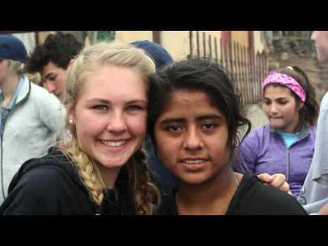 Peru Immersion Experience 2016