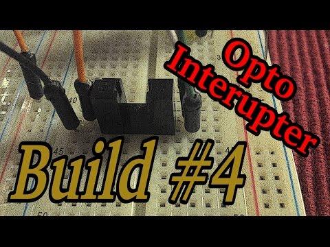 Electronics Basics: Opto Interrupters