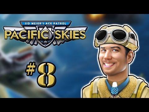 Let's Play Sid Meier's Ace Patrol: Pacific Skies - 8 |